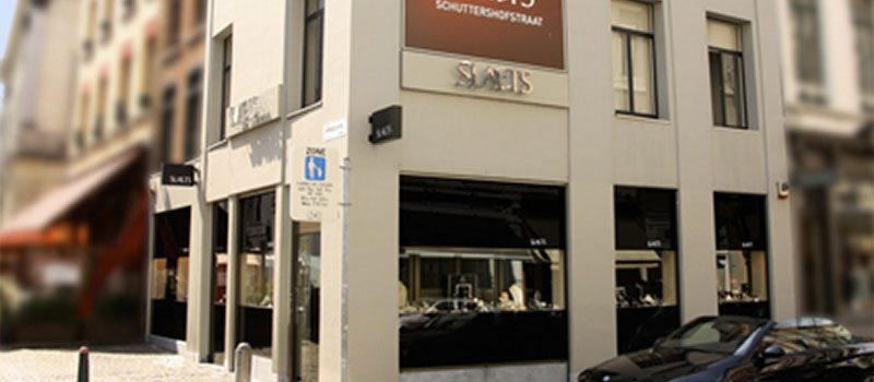 Watches & Jewelry Antwerpen - Slaets Schuttershofstraat