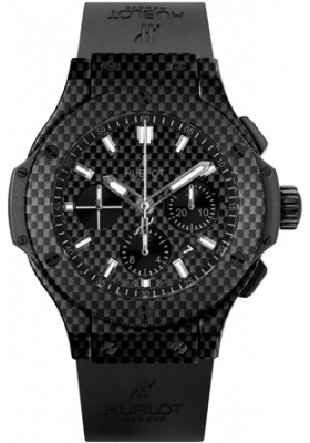 Hublot 44mm All Carbon