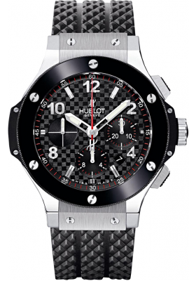 Hublot 44mm Steel Ceramic