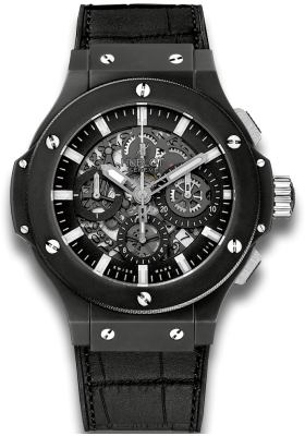 Hublot Aero Bang 44mm Black Magic