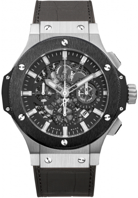 Hublot Aero Bang 44mm Steel Ceramic