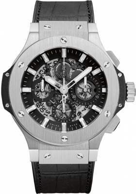 Hublot Aero Bang 44mm Steel