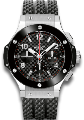 Hublot 41mm Steel Ceramic