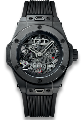 Hublot MECA-10 10 Days Power Reserve All Black