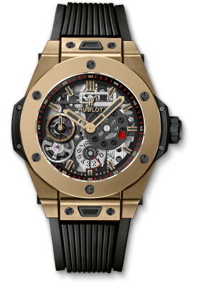 Hublot MECA-10 10 Days Power Reserve Full Magic Gold