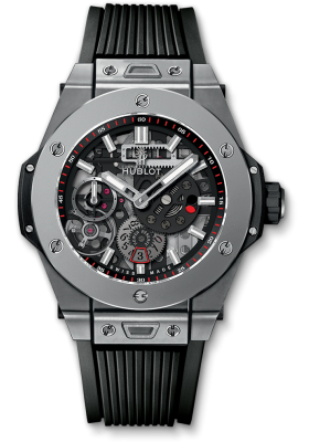 Hublot MECA-10 10 Days Power Reserve Titanium