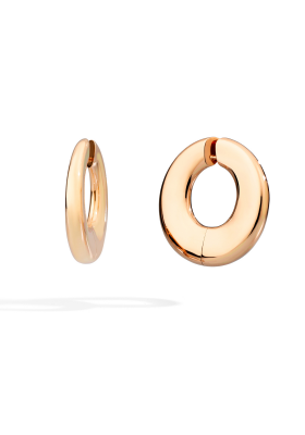 Pomellato Earrings Hoop