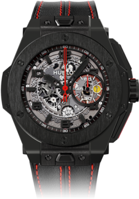 Hublot 45mm Ferrari All Black