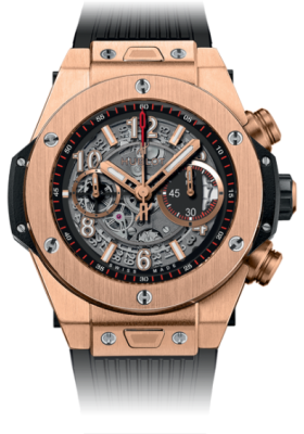 Hublot 45mm Unico King Gold