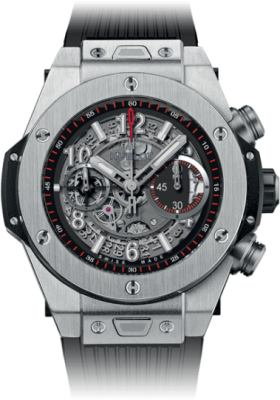 Hublot 45mm Unico Titanium