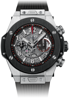 Hublot 45mm Titanium Ceramic