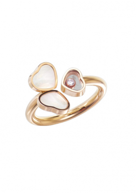 Chopard Wings Ring Rose Gold