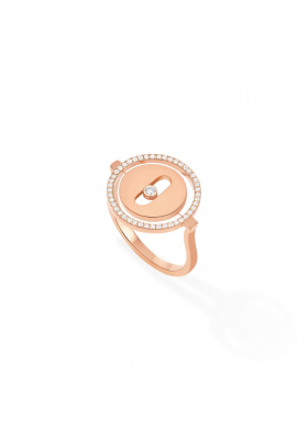 Messika Collection PM Ring Pink Gold