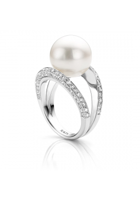 SLAETS Fine Jewellery South Sea Pearl with Diamonds