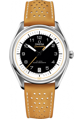 Omega Olympic Games Limited Edition  Yellow